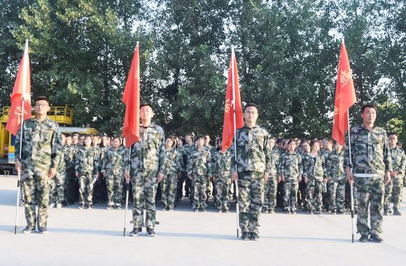 竹蜻蜓军事训练营