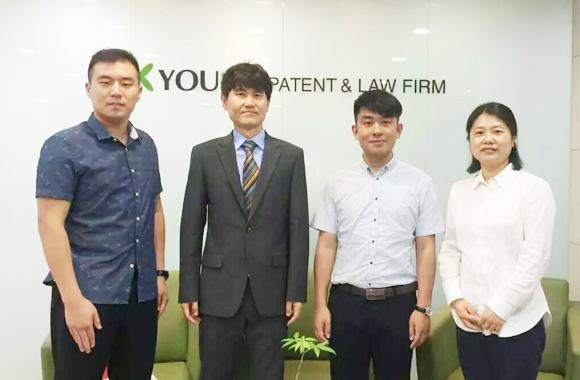 竹蜻蜓COO韩国交流考察